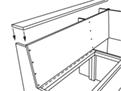 Loungebank figuur 10