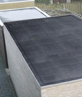 rubber dakbedekking leggen bekijk het stappenplan karwei. Black Bedroom Furniture Sets. Home Design Ideas
