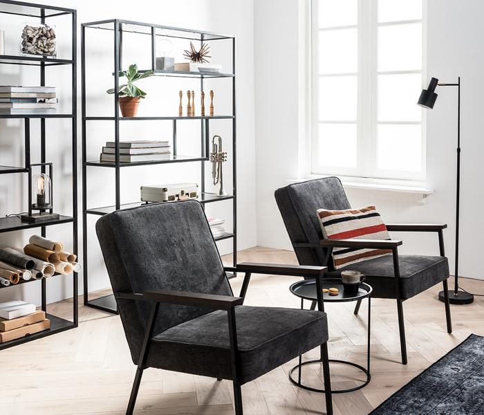 Wonen in jouw eigen stijl: Artist Home - Leeshoek | KARWEI