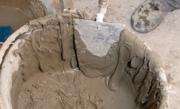 Stenen muur repareren