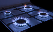 Inbouw gaskookplaat monteren