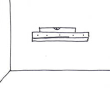Kaptafel - Stap 2