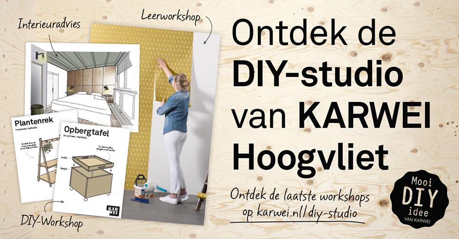 Hoogvliet karwei for Karwei openingstijden zondag
