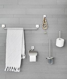 Badkamer accessoires monteren? Bekijk het klusadvies | KARWEI